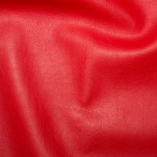 Red PVC Leatherette